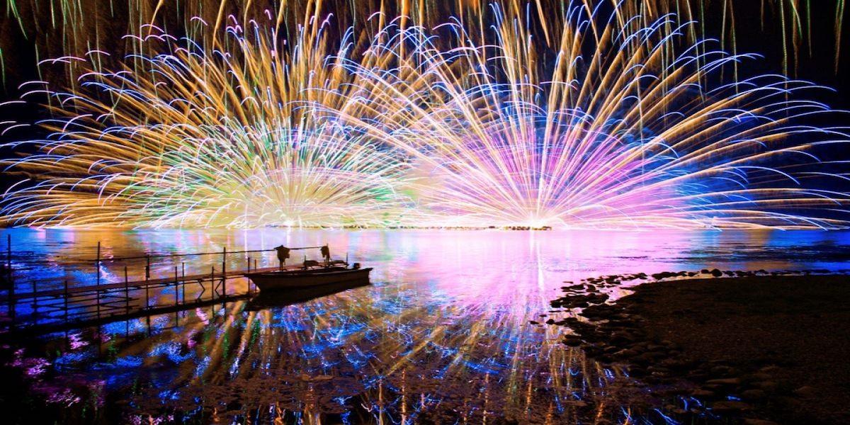 Capodanno lago di Garda 2020