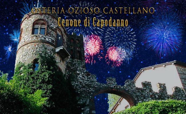 CAPODANNO OSTERIA OZIOSO CASTELLANO DESENZANO